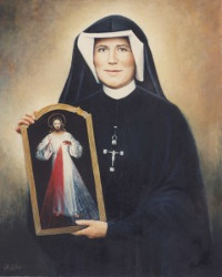 St. Faustina and the Divine Mercy