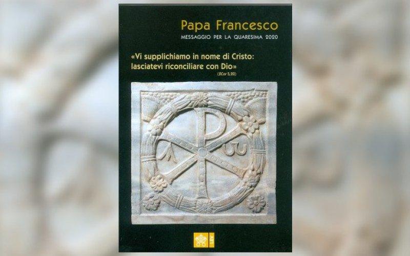 Viņa Svētības pāvesta Franciska vēstījums 2020. gada gavēnim