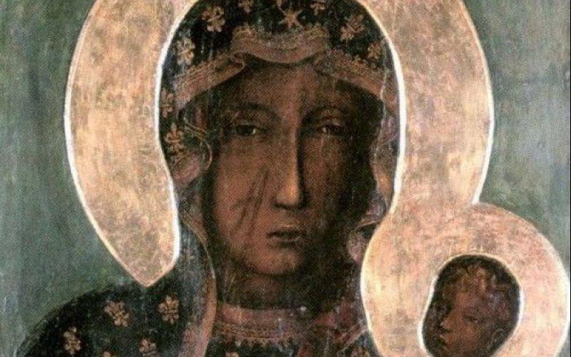 Королева Польши: Ченстоховская икона Божьей матери