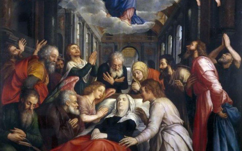 Vissvētākās Jaunavas Marijas uzņemšana debesīs