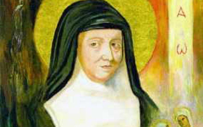 СО СВЯТЫМИ КО СПАСЕНИЮ: Св. Иоанна-Франциска де Шанталь